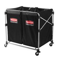 Acheter Chariot linge hotel Rubbermaid X Cart 300 L