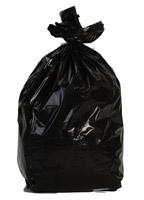 Acheter Sac poubelle 100 litres noir haute densité colis 500
