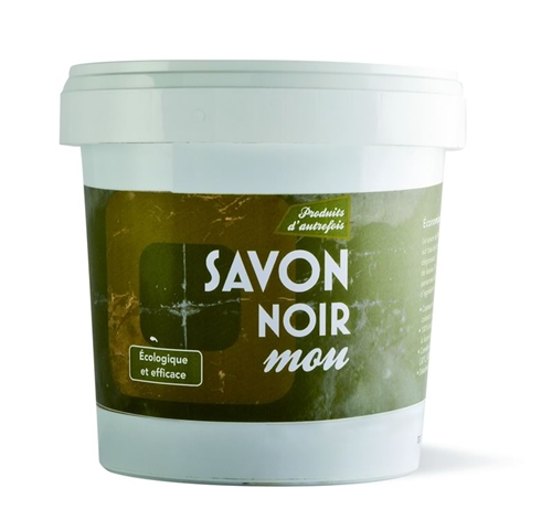 Savon noir mou huile d 39 olive 1 kg for Savon noir carrelage