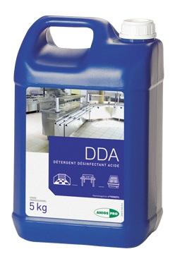 Anios detergent desinfectant acide dda 5 l for Produit nettoyage cuisine professionnel