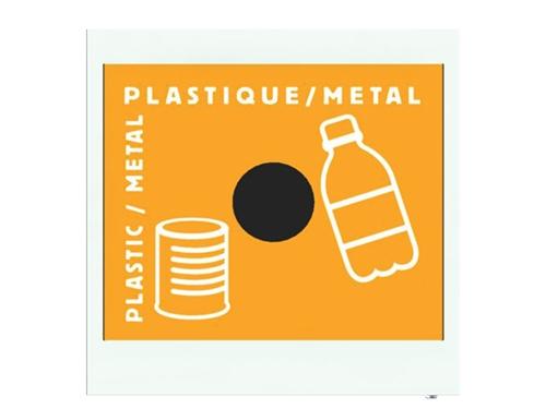Poubelle Cuisine Metal Jaune – Chaios.com