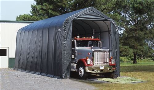 Garage d montable camping car - Abri camping car occasion ...