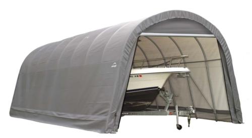 Garage demontable camping car caravane bateau 4 3 x 7 3 x - Abri pour bateau ...
