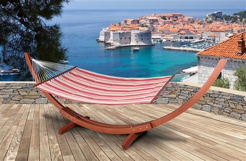 Nappe Bois Et Chiffon : Hamac bois luxe sold? -40%