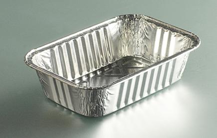 Plat aluminium 450 cc colis de 2000 - Plat aluminium jetable ...