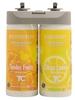 Desodorisant Technical Concept Microburst Duet Tender Fruits par 4