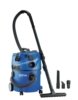 Aspirateur eau et poussières Nilfisk Multi 20 T prise outils
