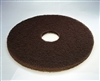 Disque Scotch Brite 3M marron 432 mm colis de 5