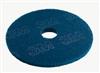 Disque Scotch Brite 3M bleu 254 mm colis de 5