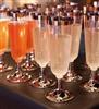 Flute champagne jetable Duni celebration 15 cl les 12