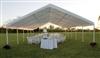 Tente de reception barnum 89 m2 7,3 x 12,2 m professionnelle