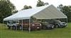 Tente de reception barnum 111 m2 9,1 X 12,2 m professionnelle