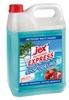 Jex express stop odeur desinfectant jardin exotique 5L