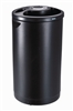 Collecteur de gobelets corbeille Rossignol 25 litres noir