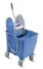 Chariot bibac 12 / 18 litres avec presse machoire