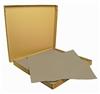 Nappe papier 60 x 60 cm havane colis de 500