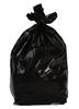 Sac poubelle 100 litres noir haute densité colis 500