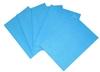 Lavette cuisine hygiene entretien HACCP 35x50 bleue paquet de 25
