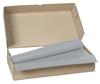 Nappe papier 80 x 120 cm gris colis de 250