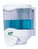 Distributeur de savon liquide JVD 450ml crystal II