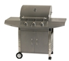 Barbecue gaz inox 3 feux