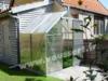 Serre de jardin Juliana 3m2 polycarbonate