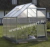 Serre de jardin Juliana solar grow 4,5 m2 polycarbonate