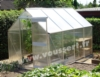 Serre de jardin Juliana solar grow 6 m2 polycarbonate