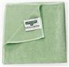 Chiffon microfibre Unger vert Microwipe 2000 paquet 10