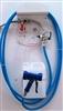 Centrale de nettoyage desinfection 1 produit 25 m basic bidon 5 L