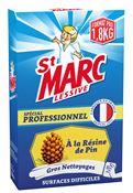 Lessive Saint Marc resine de pin professionnel 1,8 kg