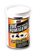 Fumigène insecticide 150m3 Fury