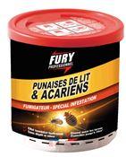 Fumigene punaise de lit acarien Fury