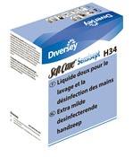 Soft care Sensisept savon desinfectant Johnson Diversey 6 x 800 ml
