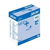 Solution gel hydroalcoolique desinfectante Soft Care Med
