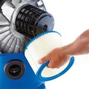 Filtre principal aspirateur Nilfisk Multi 20 et 30