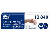 Serviettes Tork N4 premium enchevetrees jetable colis 9000