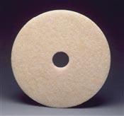 Disque de lustrage ultra haute vitesse 3M orange 406 mm colis de 5