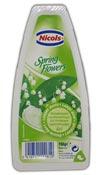 Gel desodorisant parfum spring flower 150 grammes