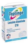 Toplinge lessive linge Topsol valisette 5 kg
