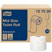 Papier toilette Tork Premium Compact 2 plis T6 colis de 27