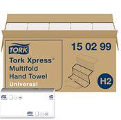 Essuie mains papier Tork Universal Ecolabel colis de 4740