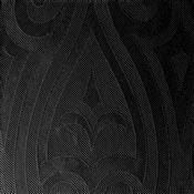 Serviette Dunilin non tisse Lily Noir 48 x 48 colis de 240