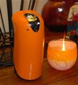 Diffuseur de parfum automatique Prodifa mini basic orange