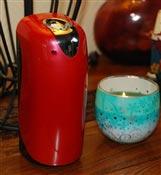 Diffuseur de parfum automatique Prodifa mini basic rouge