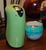 Diffuseur de parfum automatique Prodifa mini basic vert
