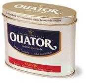 Ouator nettoyant cuivre bronze etain laiton boite de 75 grs