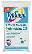 Lessive desinfectante Toplinge D20 sans phosphates 20 kg