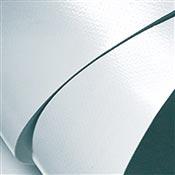 Toit M2 tente vitabri V3 blanc 3x3 m PVC