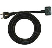 Câble aspirateur Numatic Nuplug